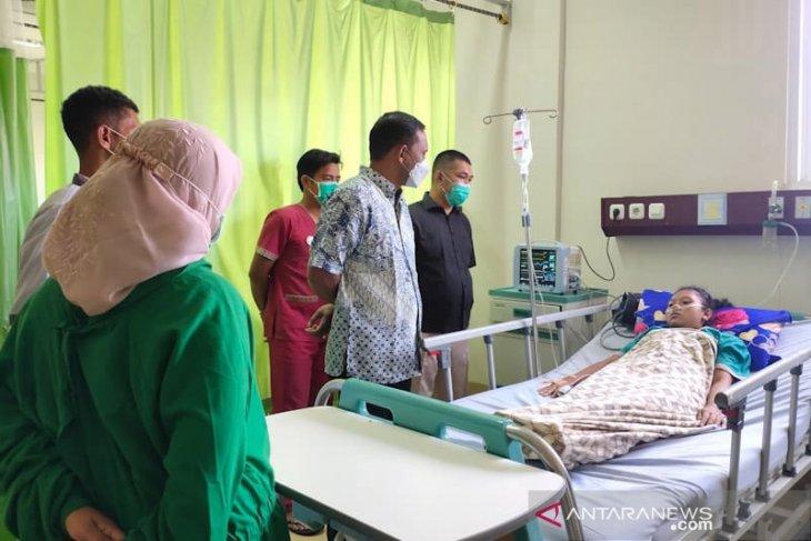 16 warga kritis keracunan gas di Aceh Timur masih dirawat di rumah sakit