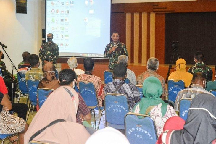 Kasad tegaskan penerimaan prajurit TNI AD tanpa biaya apapun