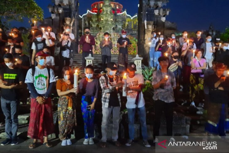 IMMAPA Bali lakukan aksi kemanusiaan untuk korban bencana alam NTT
