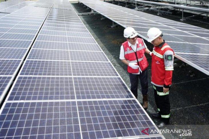 Indika Energy bangun PLTS PT Kideco di Paser
