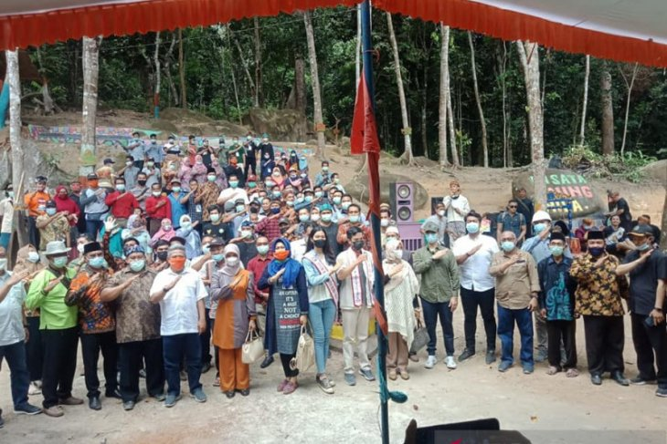 Bupati Kubu Raya resmikan desa wisata Sungai Deras