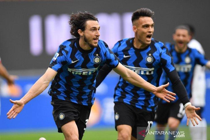 Matteo Darmian pahlawan saat Inter Milan atasi Cagliari