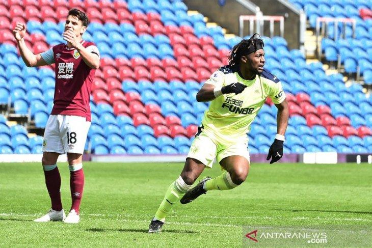 Newcastle berpeluang hindari degradasi selepas bekuk Burnley
