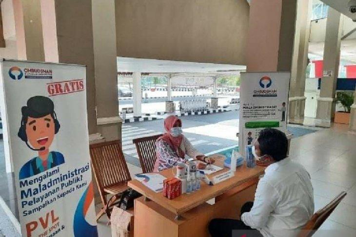 Ombudsman Bengkulu buka gerai pengaduan di Bandara Fatmawati