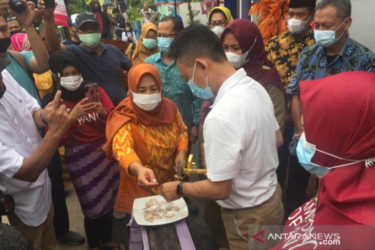 Edi Kamtono resmikan Kampong Sotong Pangkong sambut Ramadhan