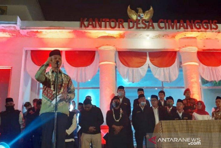 Pemkab Bogor ajak kaum muda kolaborasi membangun desa
