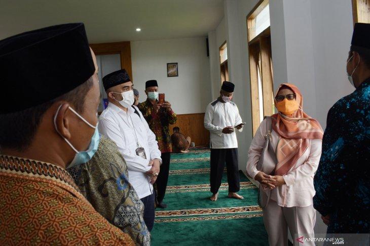 Peresmian Masjid Wakaf XL Axiata