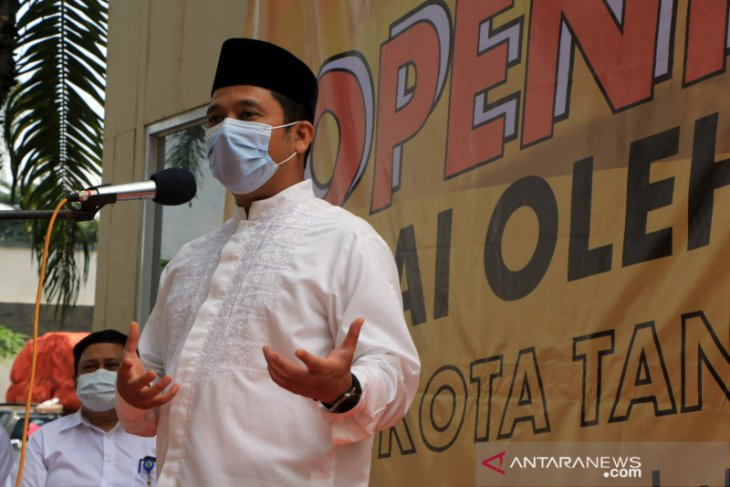 Pemkot Tangerang dirikan sentra oleh-oleh di rest area Km 14 Tol Merak-Jakarta