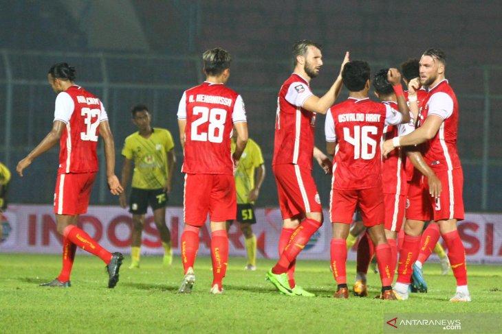 Persija Melaju ke Babak Semifinal Piala Menpora