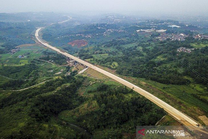 Proyek jalan tol Bocimi