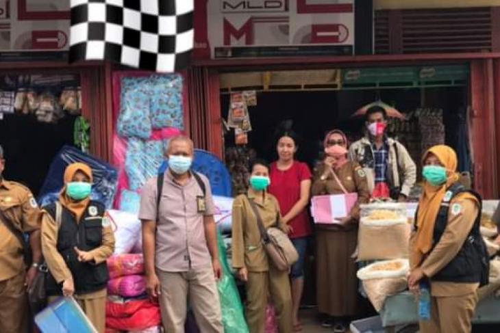 Jelang Ramdhan Pemkab Kapuas Hulu sidak ke pusat perbelanjaan