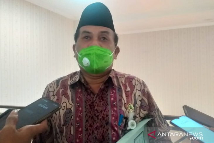 Kemenag Belitung imbau shalat tarawih di masjid terapkan prokes ketat