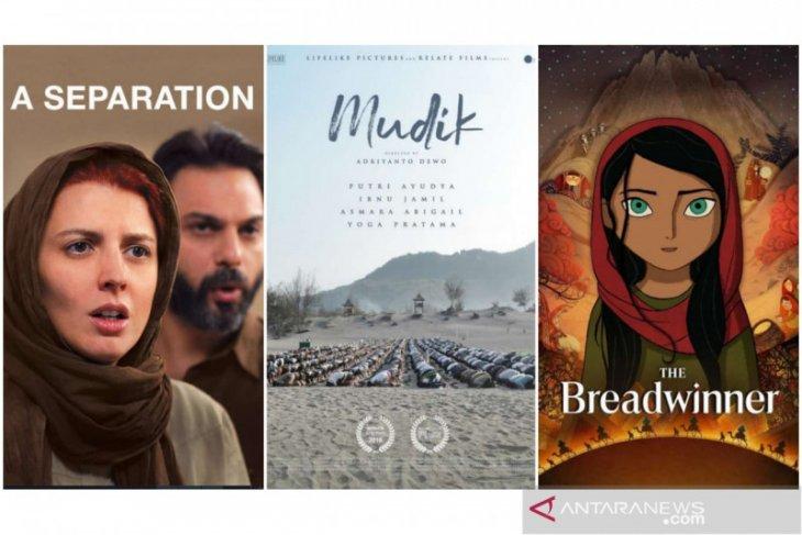 Film-film rekomendasi untuk temani