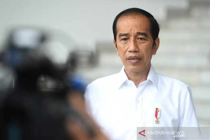 Presiden Jokowi ajak Jerman wujudkan transformasi digital di Indonesia