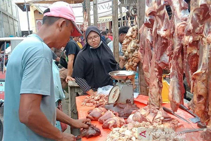 Harga daging meugang di Lhokseumawe capai Rp180 ribu per kilogram