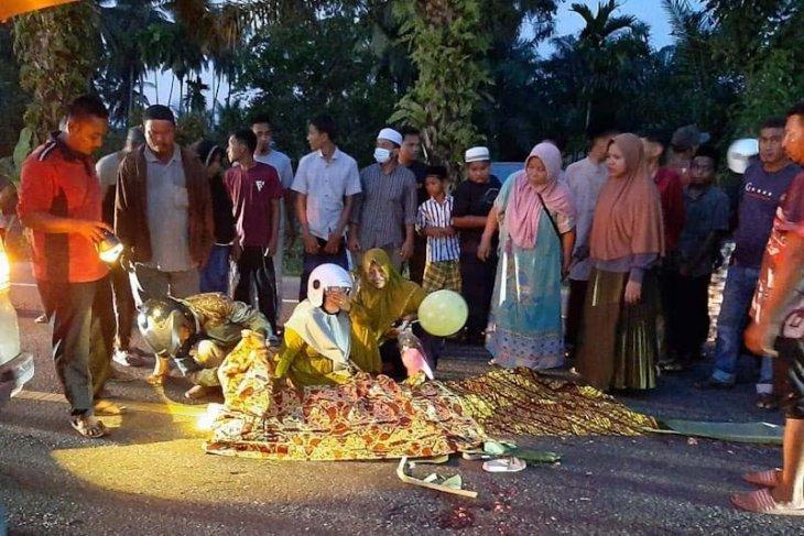 Bocah 10 tahun tewas dilindas truk di Aceh Timur