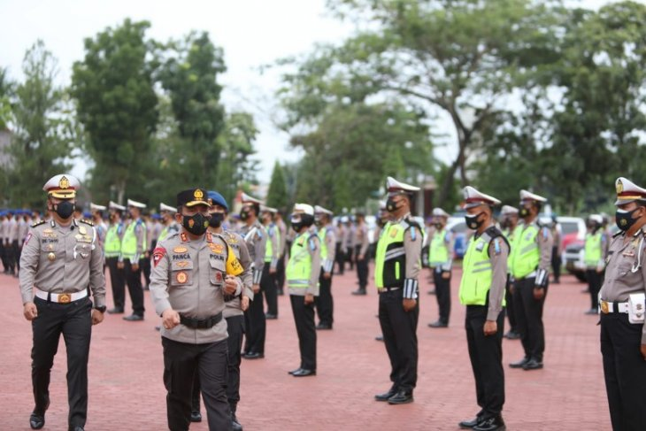 Polda Sumut gelar Operasi Keselamatan Toba 2021 untuk menekan angka kecelakaan
