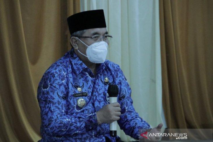 Kegiatan keagamaan Ramadhan di HSS diperbolehkan dengan terapkan prokes
