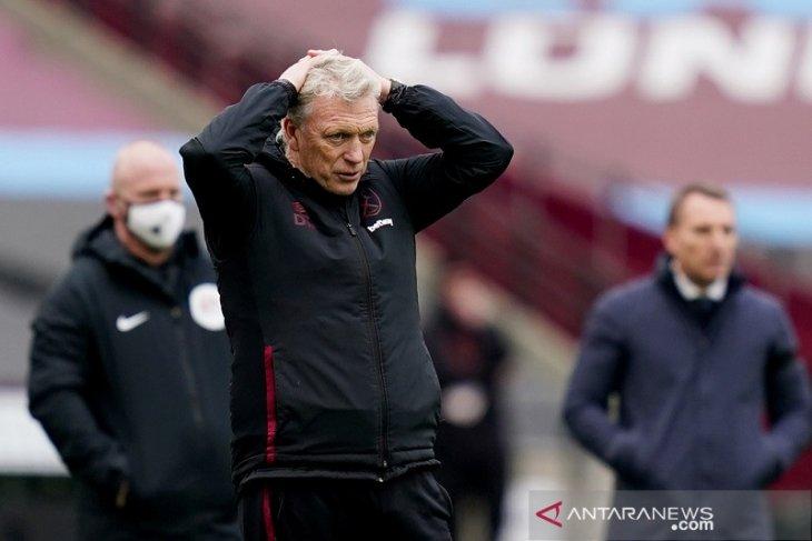 Moyes senang West Ham menang, tapi lalai kawal keunggulan