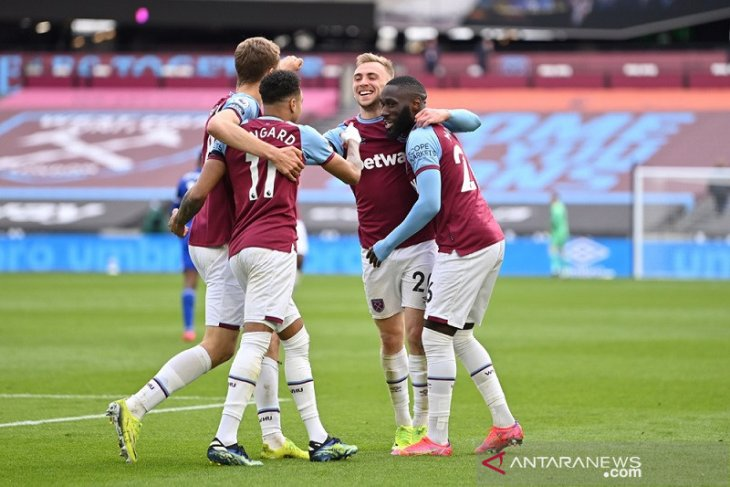 West Ham jaga mimpi debut Liga Champions