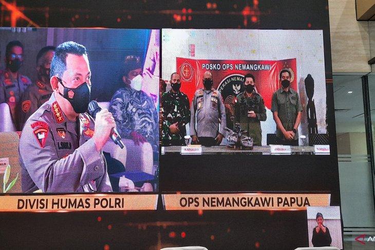 Nemangkawi task force should convince Papuans: Police Chief Prabowo
