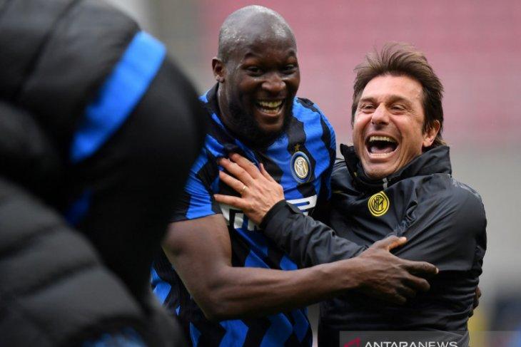 Raih scudetto, Romelu Lukaku ngaku bangga bermain untuk Inter