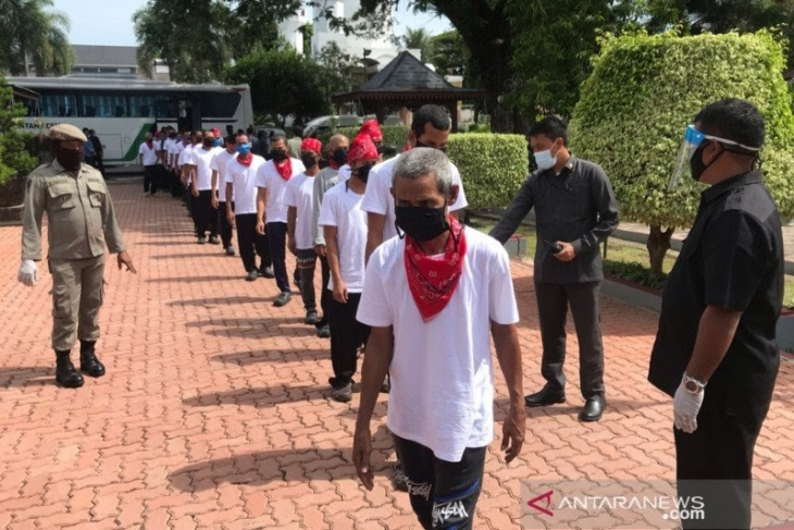 Konsulat RI Songkhla datangi nelayan Aceh yang tertangkap di Thailand