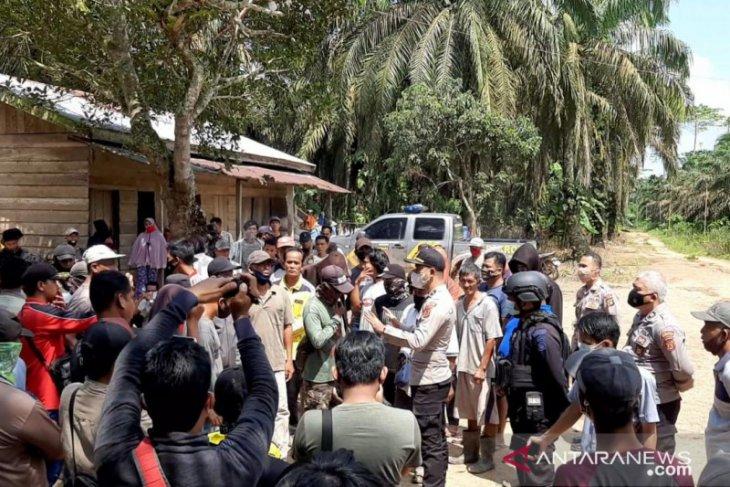 Warga Tarikan Muarojambi minta penyelesaian konflik lahan