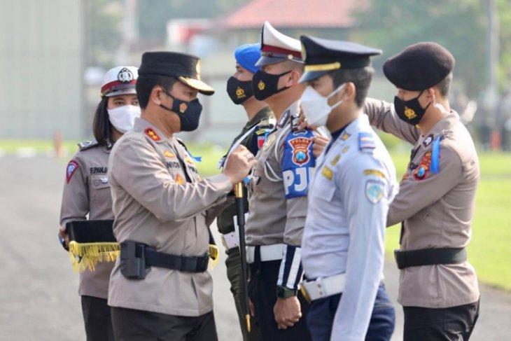 Polda Jatim terjunkan 3.300 personel antisipasi masyarakat mudik saat Lebaran