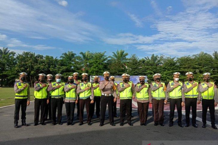 Polda Kalbar turunkan 700 personel amankan dan untuk kelancaran Ramadhan