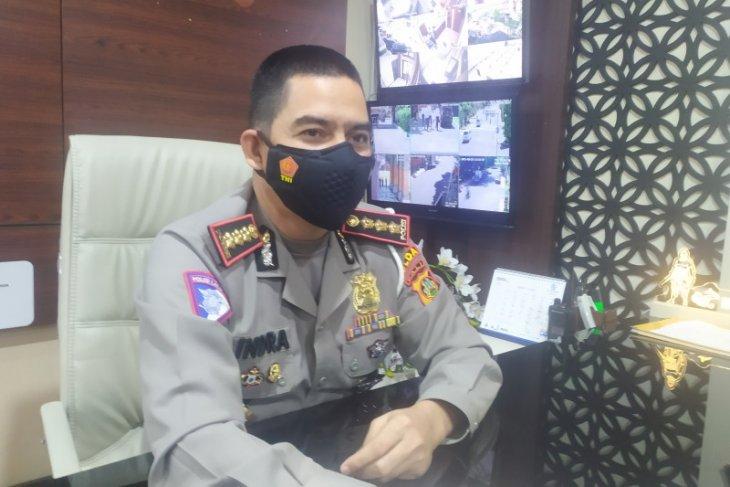 Polda Bali siapkan penyekatan di lima titik jalur mudik