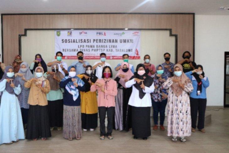 LPB Pama laksanakan sosialisasi perijinan bagi UMKM