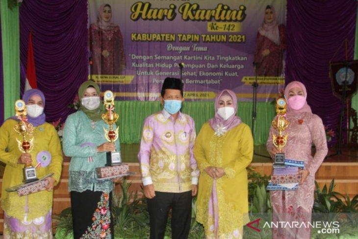 TP PKK Tapin rawat ingatan tentang RA. Kartini