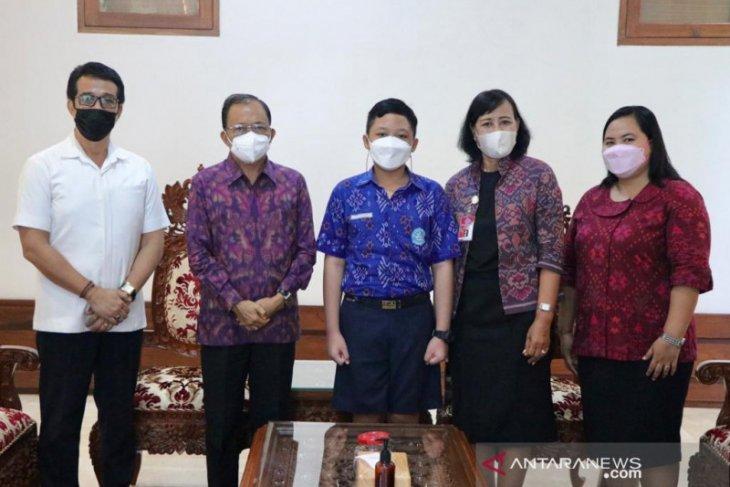 Siswa SD dari Bali raih prestasi pada IMSO 2021