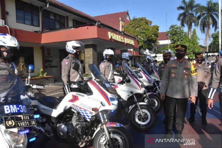 Polres Bogor gelar Operasi Keselamatan Lodaya 2021 selama dua pekan ke depan