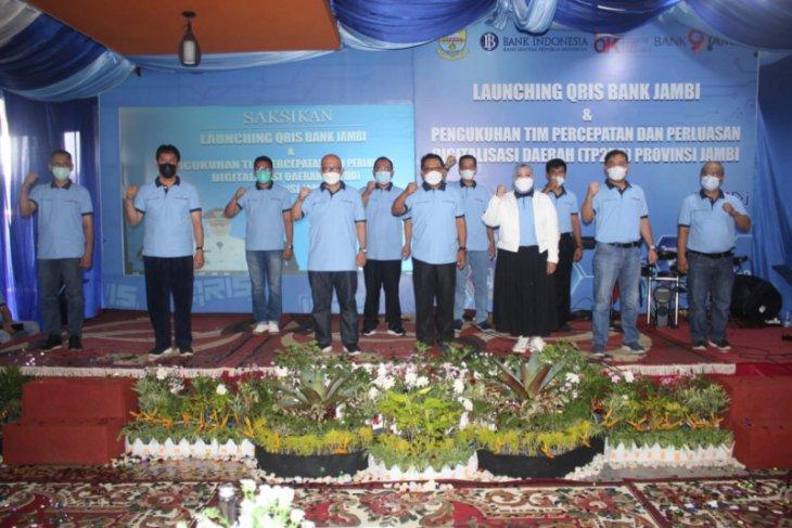 Tim Percepatan dan Perluasan Digitalisasi Daerah dorong percepatan ETP di Jambi