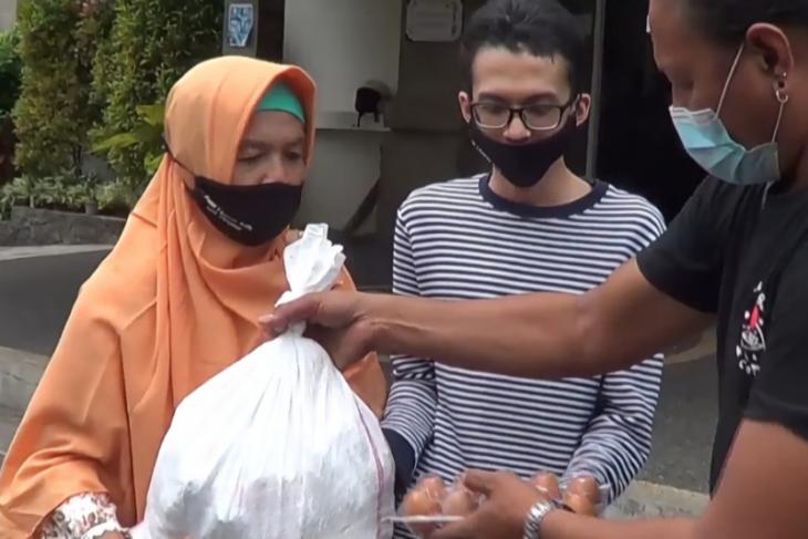 Relawan Bali salurkan bantuan Australia ke panti dan yayasan selama pandemi