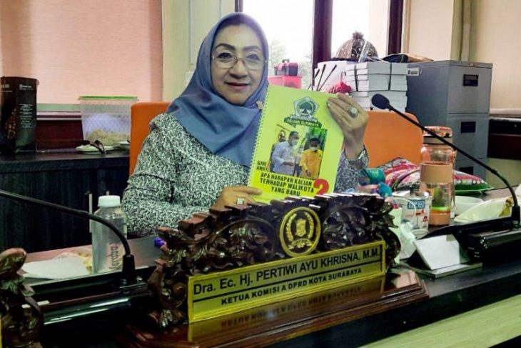 DPD Golkar Surabaya terbitkan buku kumpulan aspirasi warga
