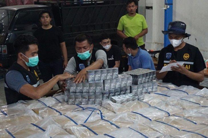 Bea Cukai gagalkan peredaran 3,3 juta rokok ilegal di Aceh Tamiang