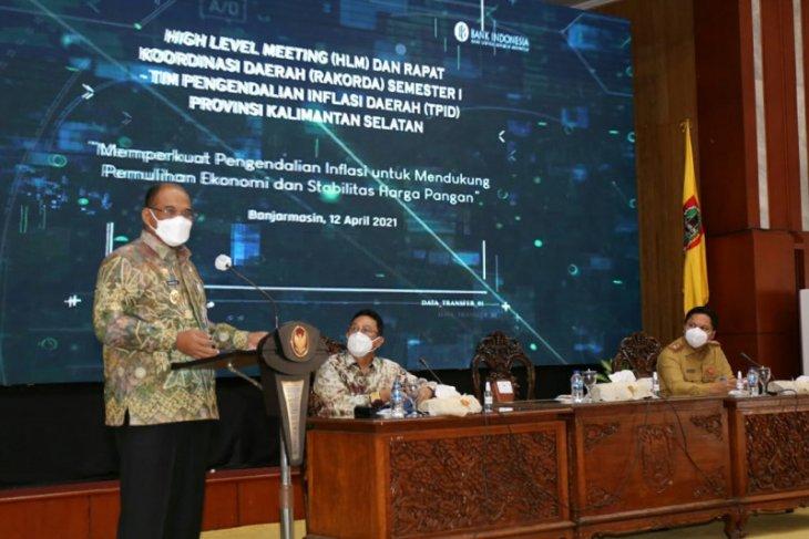 TPID diminta petakan potensi daerah tekan inflasi