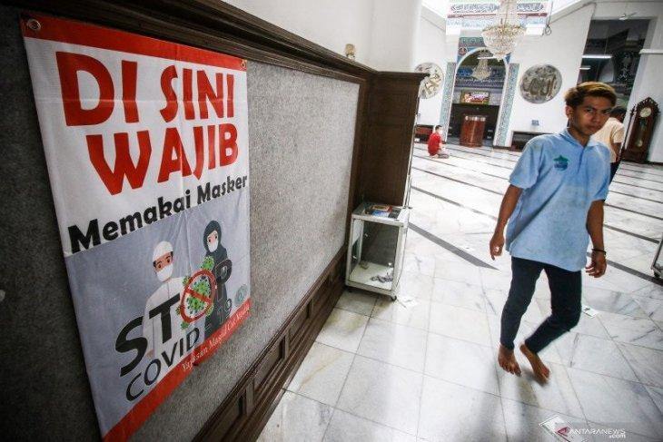 Kemenag Bengkulu : shalat tarawih wajib patuhi protokol kesehatan