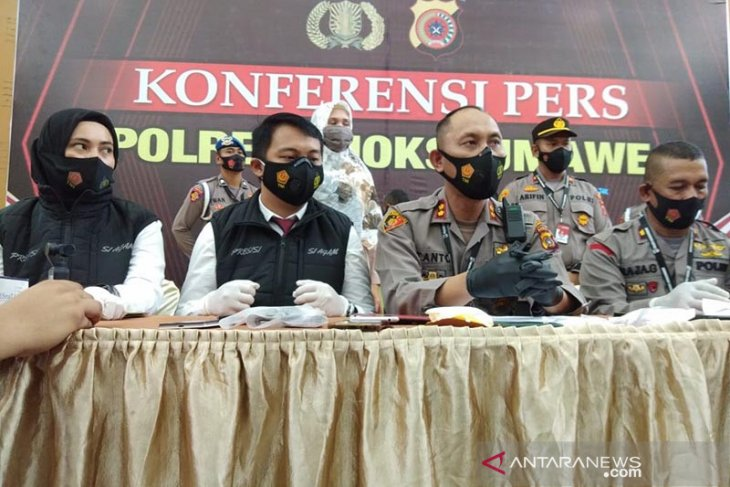 Polisi tembak pengedar narkoba di Aceh Utara