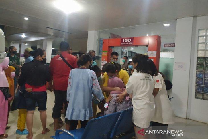 Lima remaja tenggelam di Pantai Panjang Bengkulu, satu meninggal dunia