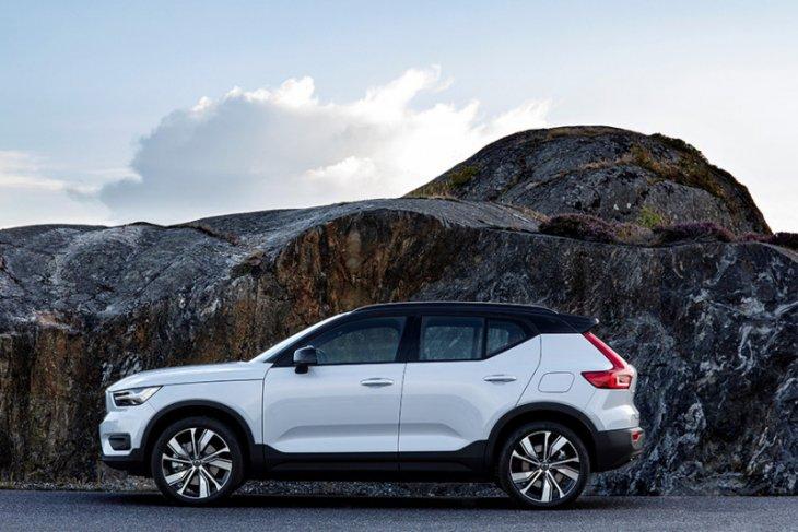 Volvo menikmati pemulihan, penjualan kuartal pertama naik 40 persen