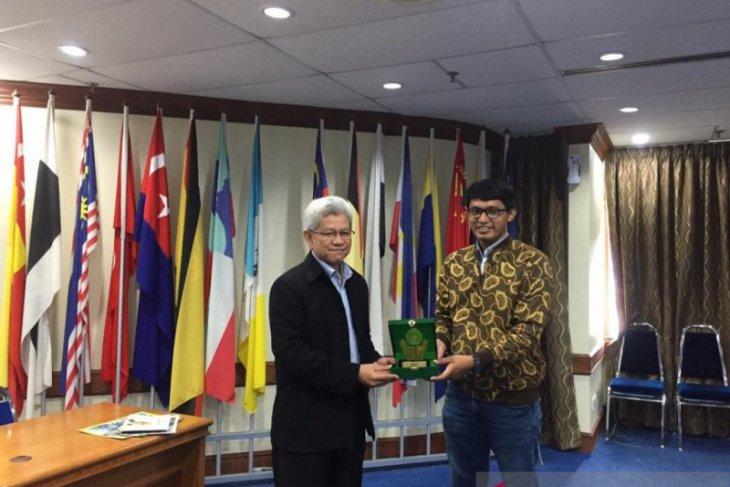Dosen Prodi TBI IAIN Bengkulu Dapatkan Penghargaan Akademik dari PPI Universiti Sains Malaysia
