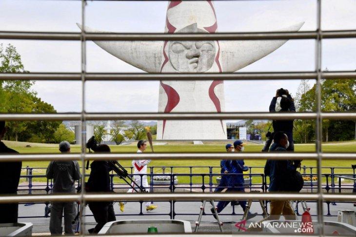 100 hari jelang Olimpiade, Tokyo janji serius tangani COVID-19