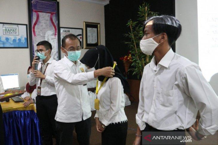 12 Mahasiswa IAIN Bengkulu Terpilih Jadi Relawan Pajak