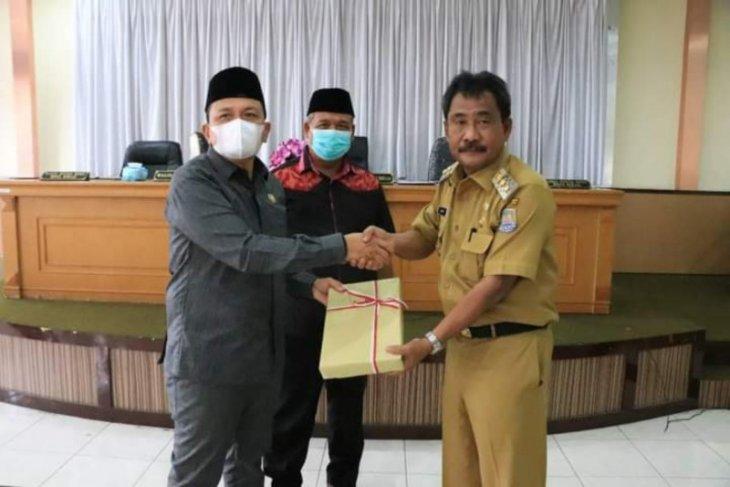 Wali Kota Binjai sampaikan LKPJ ke paripurna DPRD