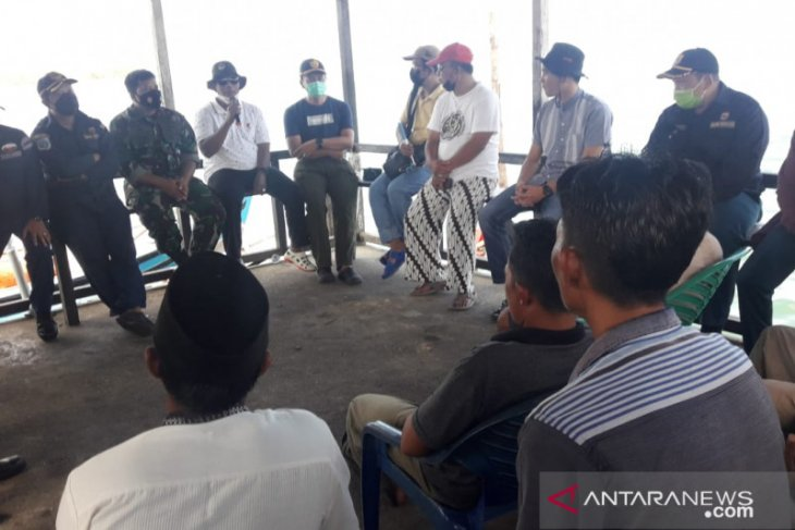 Bupati Kayong Utara bertekad ekspor langsung tangkapan nelayan