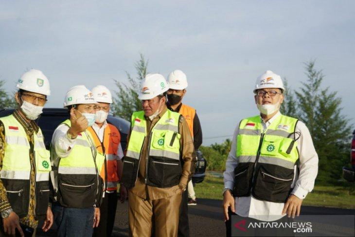 Pemprov Bengkulu minta BUMD kelola jembatan timbang pelabuhan